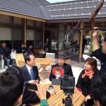 TOKYO FMの世界征服ラヂオ(FM山陰1局ネット)に速水雲南市長も出演!?